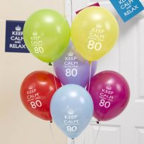 Keep Calm You're Only 80 Balloons (8)